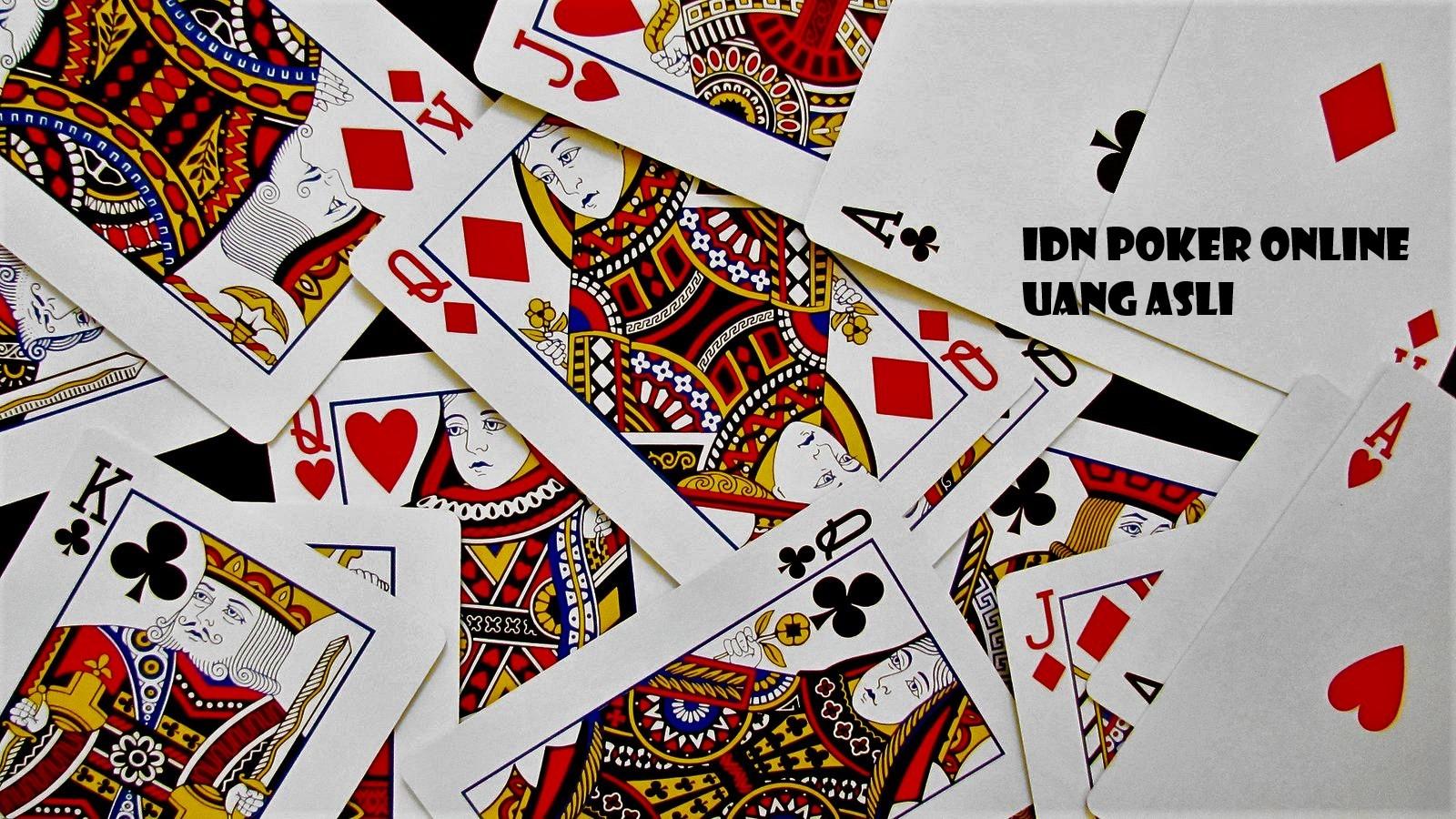 Website IDN Poker Online Resmi